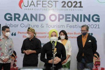 JaFest 2021 Dorong Pemulihan Ekonomi di Jabar