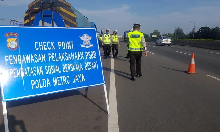 Ditlantas Polda Metro Jaya Akan Sekat Delapan Ruas Jalan Jalur Mudik, Termasuk Jalan Tikus