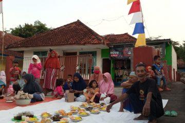 Warga Desa Galaherang Maleber Masih Merawat Tradisi Wawar