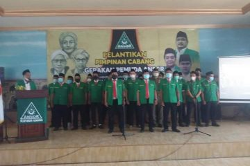 Terpilih Ketua GP Ansor Kabupaten Kuningan, Muhammad Rasdi Gaungkan Moderasi Beragama