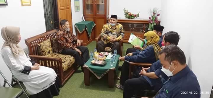 Sertifikasi Halal UMKM, Badan Pengelola Jaminan Produk Halal Pusat Kunjungi Kemenag Kuningan